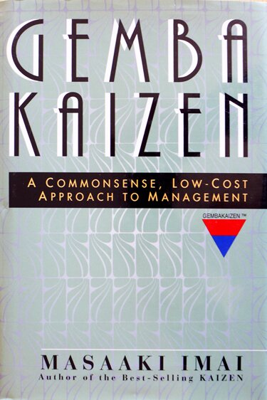 Masaaki IMAI-GEMBA KAIZEN-a commensense low cost approach to management