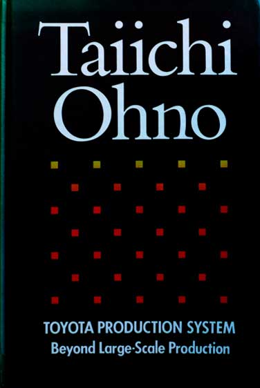 Taiichi OHNO-TOYOTA Production System